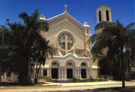 Trinity Episcopal Cathedral, 464 Northeast 16th Street, Miami, FL 33132, United States