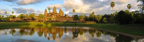 Angkor Wat - Siem Reap, Camboya