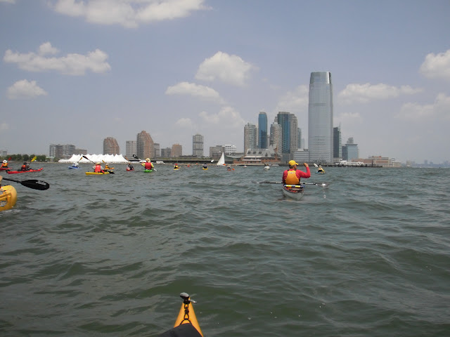 Statue of Liberty Paddle, NYC