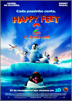Happy Feet 2: O Pinguim – TS AVI + RMVB Dublado