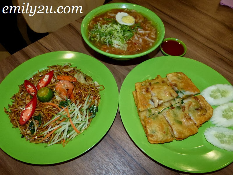 most delicious Ipoh food