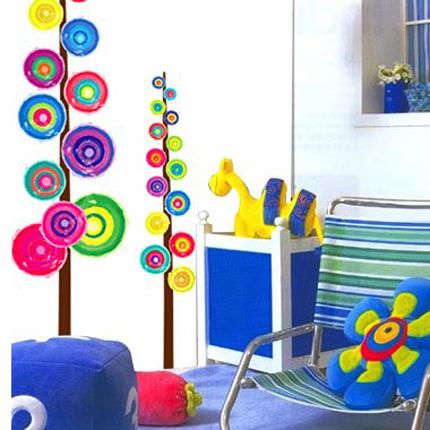 Mrs boho habitaciones infantiles colores que estimulan - Colores habitaciones infantiles ...