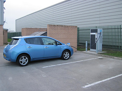 First Privately Owned Dc Rapid Charging Station Image