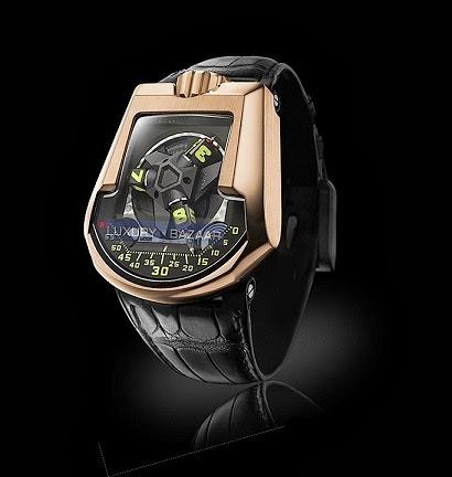 Chuyên thu mua đồng hồ Urwerk cũ