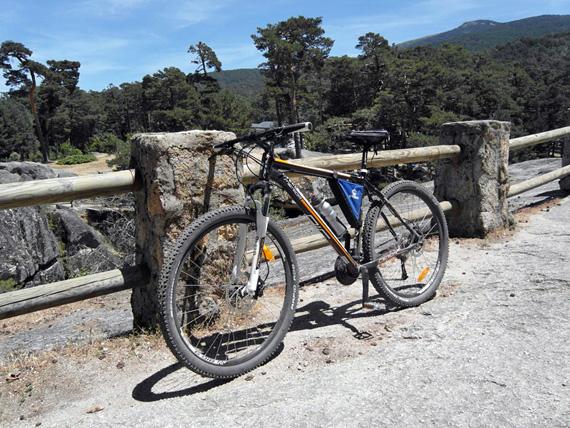 Probando una bici de 29 pulgadas, la Merida Big Nine TFS 100-D