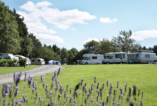 Teign Valley Camping and Caravanning Club Site at Teign Valley Camping and Caravanning Club Site