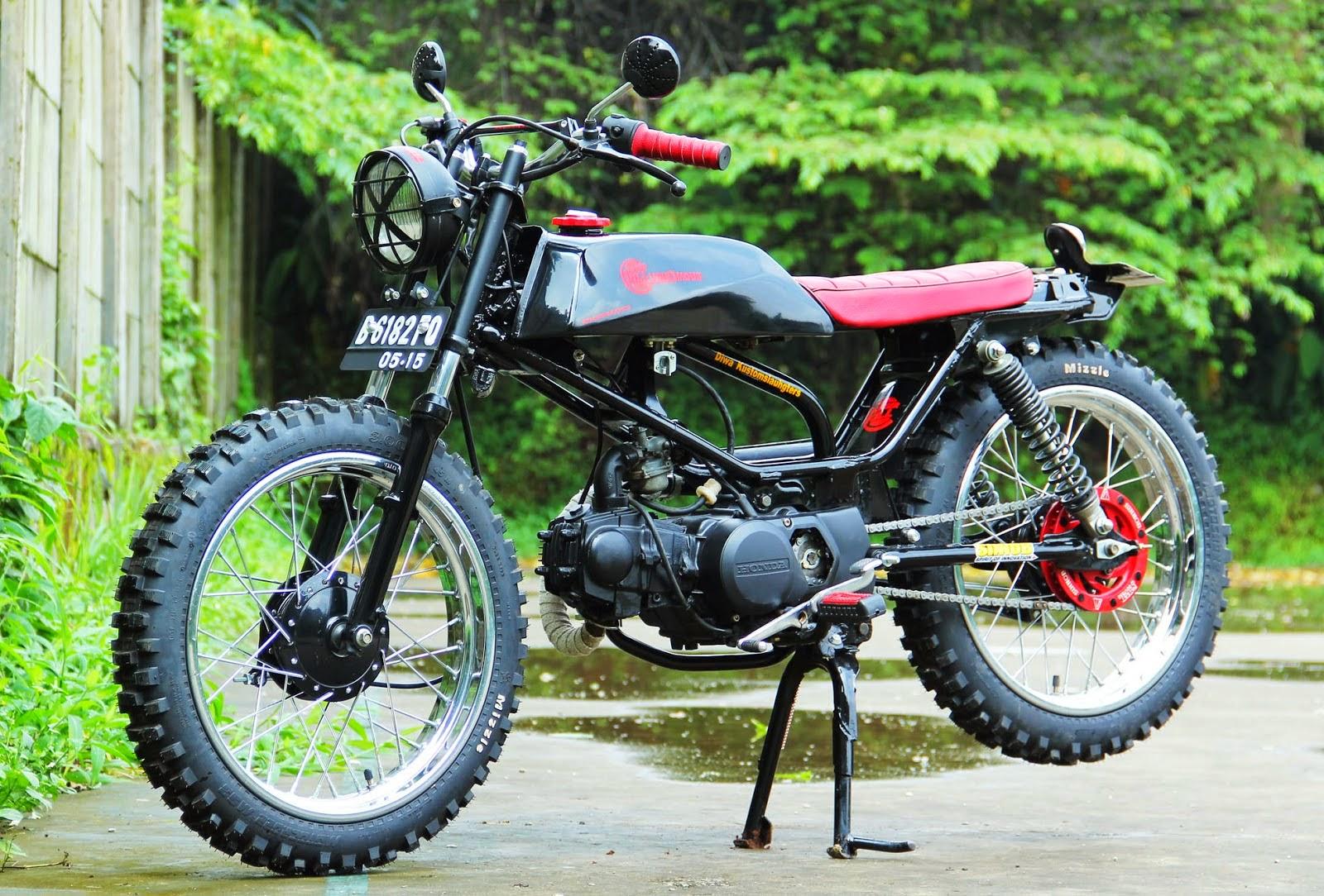 Download Koleksi 73 Modifikasi Motor Honda Karisma 125 Terupdate