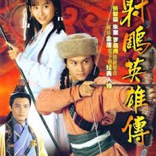 Poster Phim Anh Hùng Xạ Điêu 1994
