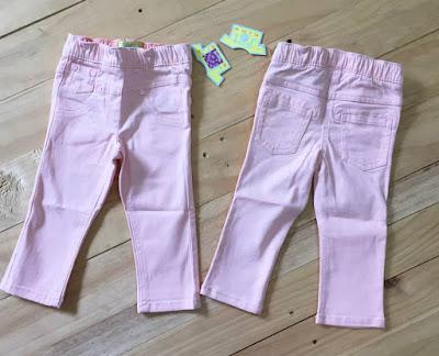 Quần bé gái Just 4 Kids, hàng xuất xịn, nguyên tag made in cambodia.