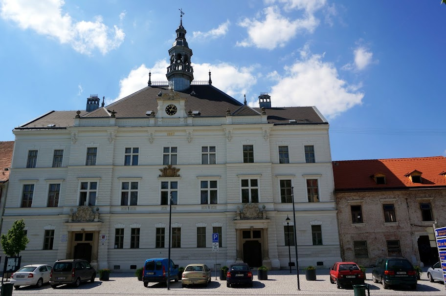 Две недели в Чехии без Праги и Карловых Вар.