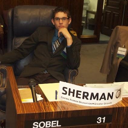 Spencer Sherman