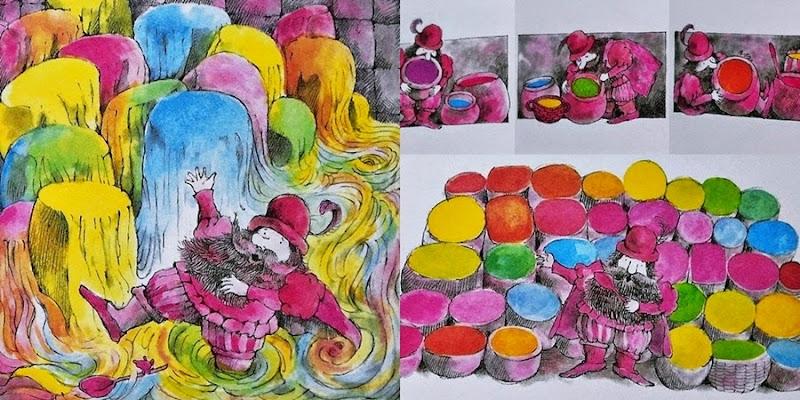 색깔 마법사