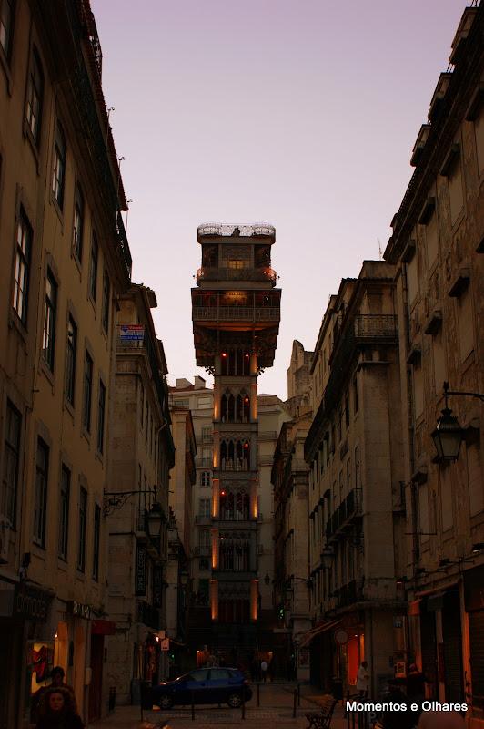 Lisboa, elevador do Carmo