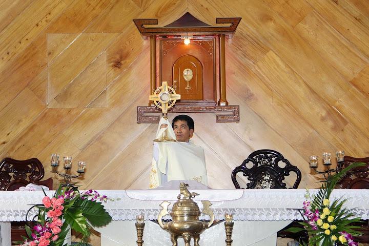 Giáo xứ Phước Hòa hân hoan đón Cha tân phó xứ Micae Lê Nguyễn Hoài Vũ
