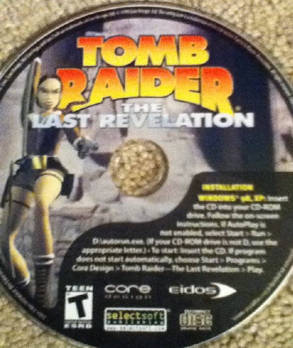 Tomb Raider Cds Pictures Www Tombraiderforums Com