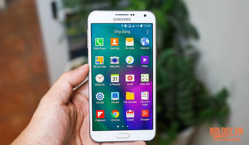 Xả kho Samsung Galaxy E7 giá rẻ