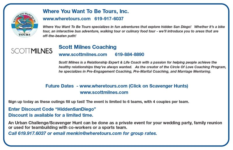 Where You Want to Be Tours, Inc. and Scott Milnes