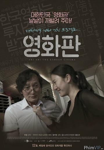 Nền Điện Ảnh Quốc Dân - Ari Ari The Korean Cinema poster