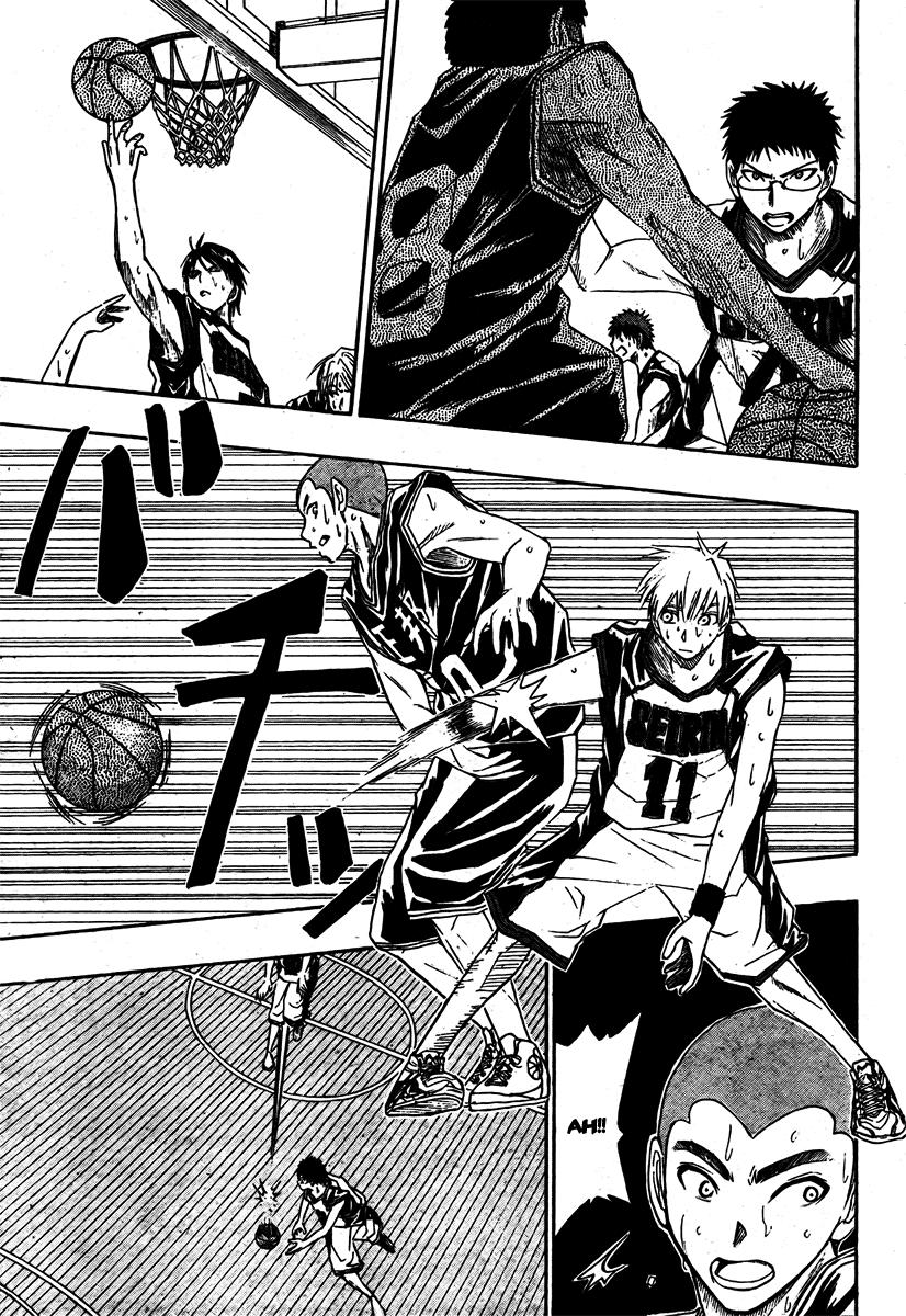 Kuruko no Basket Chapter 21 - Image 17