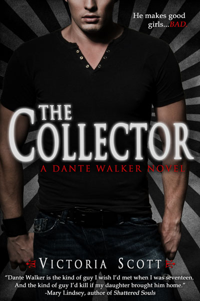 Cover Reveal: The Collector by Victoria Scott
