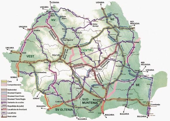 Master-plan transport România 2030