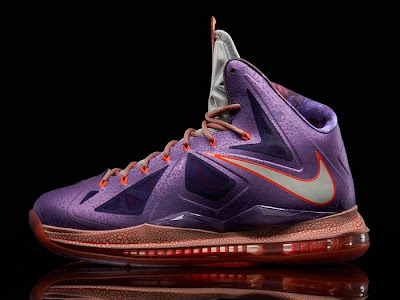 nike lebron 10 gr allstar galaxy 7 01 Release Reminder: Nike LeBron X All Star Limited Edition