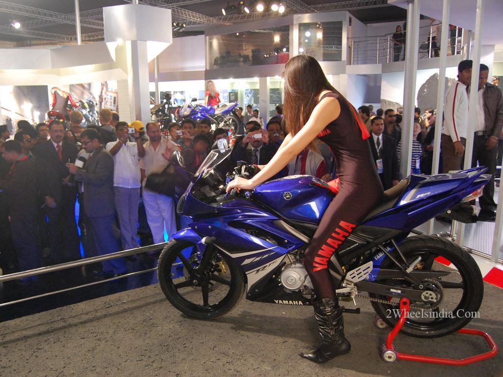 Yamaha New Vixion Modifikasi R15