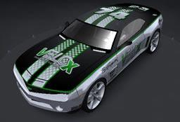 Carros da Velox Camaro