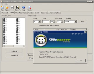 Deep Freeze Enterprise 7.60.220.4298 - Phần mềm đóng băng máy tính
