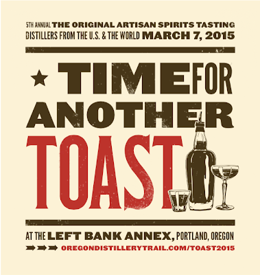 TOAST 2015 - The Original Artisan Spirits Tasting