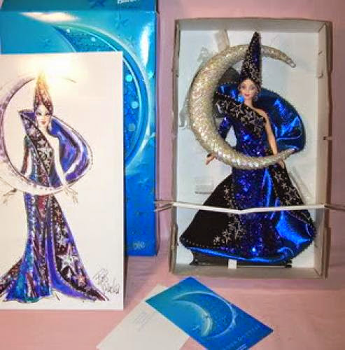 Bob Mackie Moon Goddess Barbie