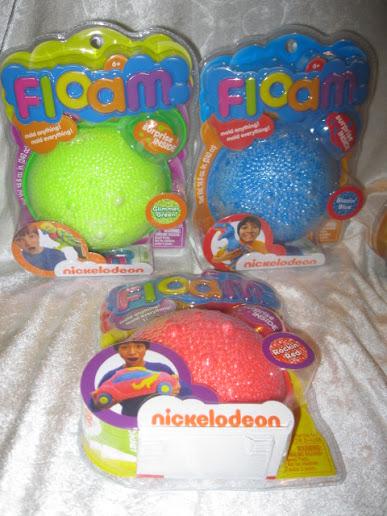 Nickelodeon Floam