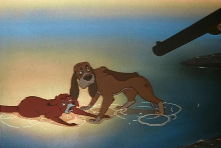 Popped Density Daf 35 The Fox And The Hound 1981