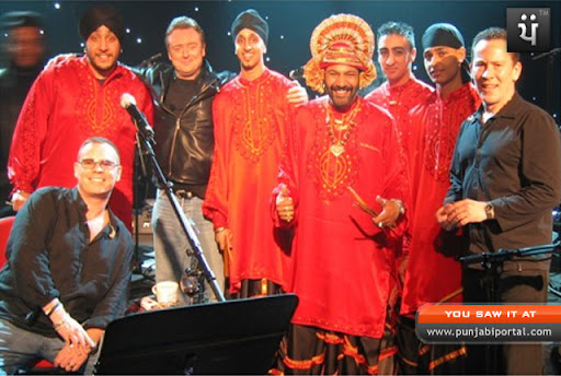 Dhol Blasters with UB40