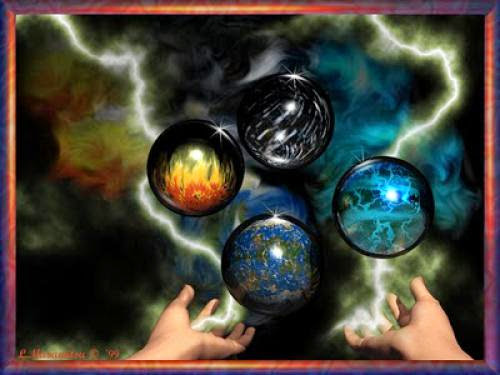 Another Post On The Elements In Magick