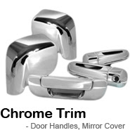 Chrome Trim Cover