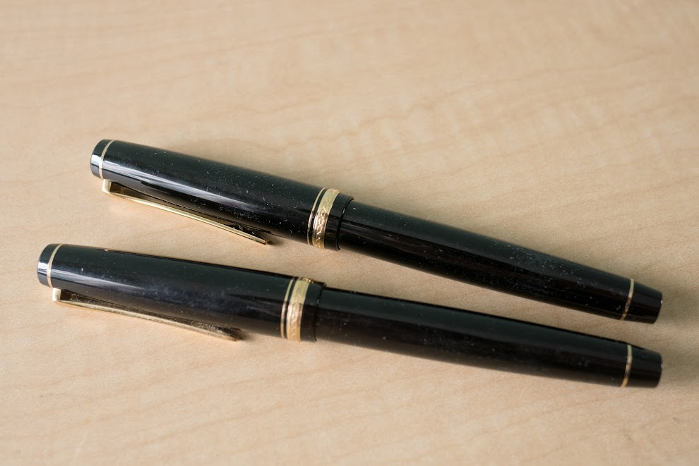 Pilot Namiki Falcon fountain pen