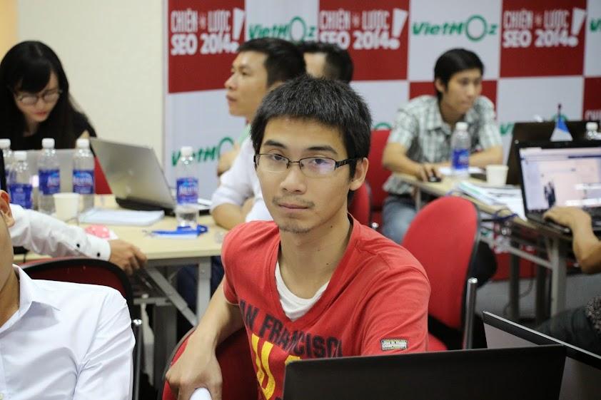 Hình ảnh học viên Hà Kim Tùng