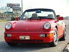1990 Porsche 964 C2 Cabriolet - Lowered on RUF Speedline Rims!  Two Owners!