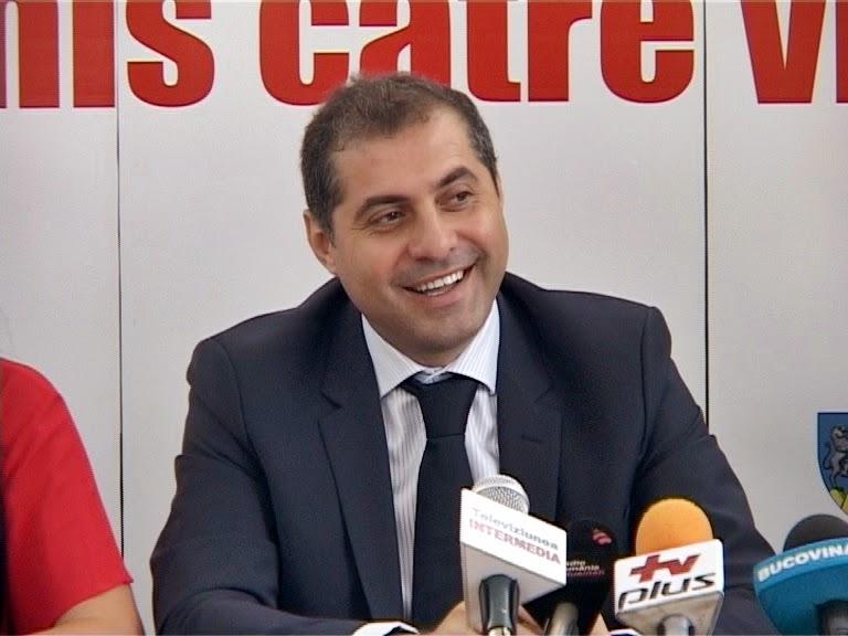 Ministrul delegat pentru IMM-uri, Mediul de Afaceri şi Turism, Florin Nicolae Jianu