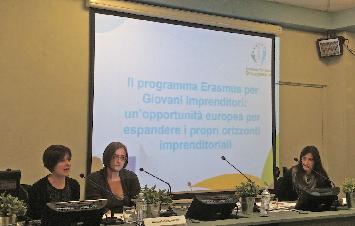 Convegno Fare impresa in Europa, Roma 06-12-2013 - foto di Viola De Sando