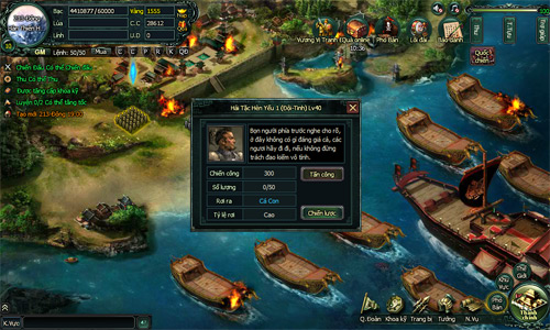 Ngọa Long ra mắt phó bản mới Chiến Hạm Hải Đạo 2