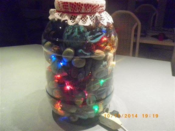 Pot pourri de Noël