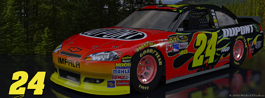 jeff gordon dupont outdoor - photo #3