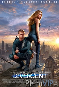 Dị Biệt - Divergent poster