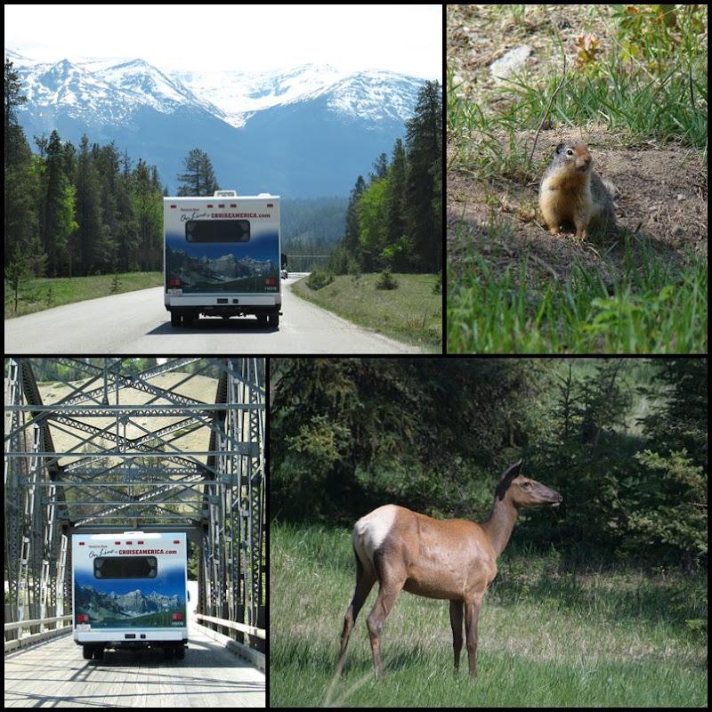 Jasper Nationalpark Alberta