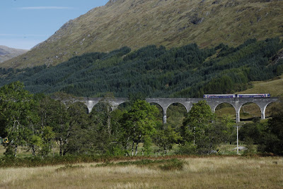 Glenfinnan Viaduct (Hogwarts Express)