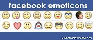emoticon Facebook - smileys