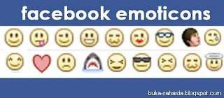 emoticon Facebook - smileys
