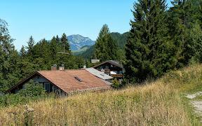 Oberstdorf Ausblick Katharinenruhe Allgäu